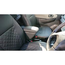 Подлокотник Премиум Mitsubishi Pajero Mini (Паджеро Мини 1998-2012)