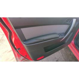 Подлокотник Chevrolet Aveo T-250 мягкая накладка на дверь