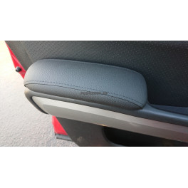Подлокотник Nissan X-Trail T31 (2007-2014) - мягкая накладка на дверь