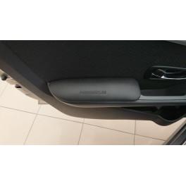 Подлокотник для Nissan Almera (2012-н.в.) - мягкая накладка на дверь